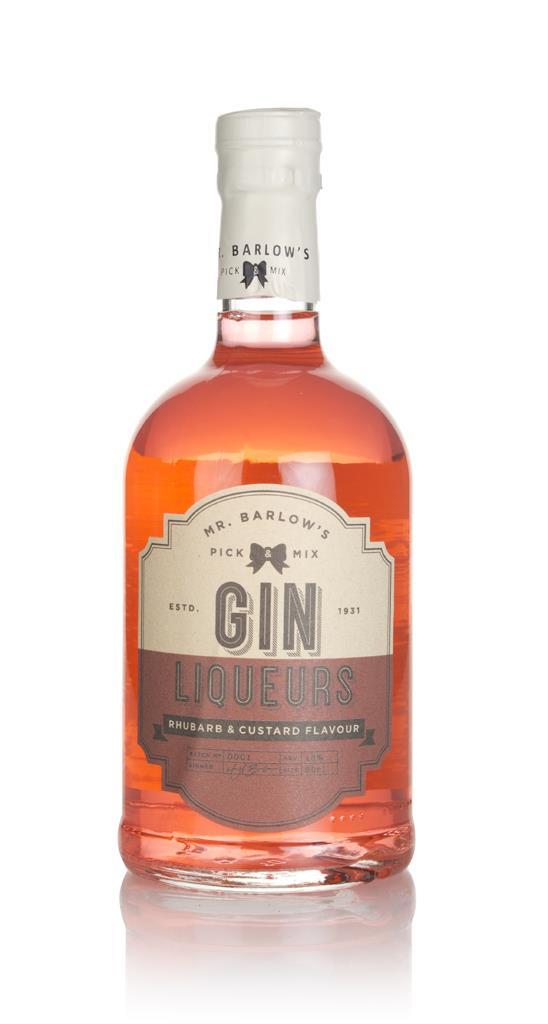Mr. Barlow's Rhubarb & Custard Gin Gin Liqueur