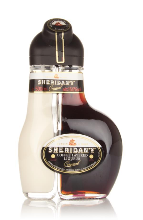 Sheridan's Layered Coffee Liqueurs