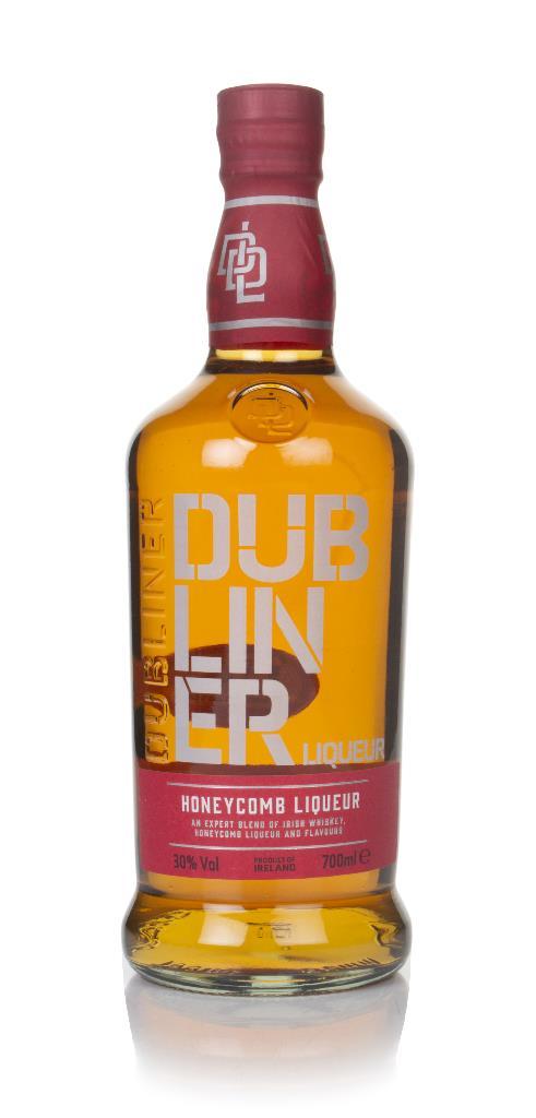 The Dubliner Irish Whiskey Whisky Liqueur