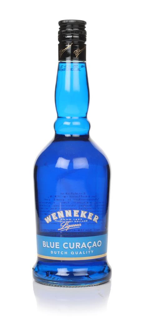 Wenneker Blue Curacao Liqueurs