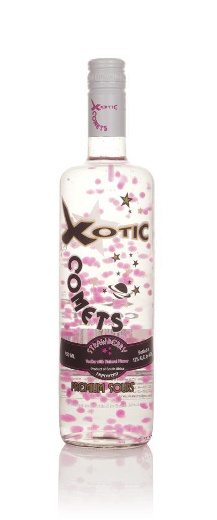 Xotic Comets Strawberry Sour Liqueurs