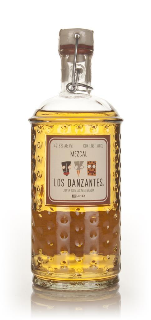 Los Danzantes Reposado (42.8%) 3cl Sample Reposado Mezcal