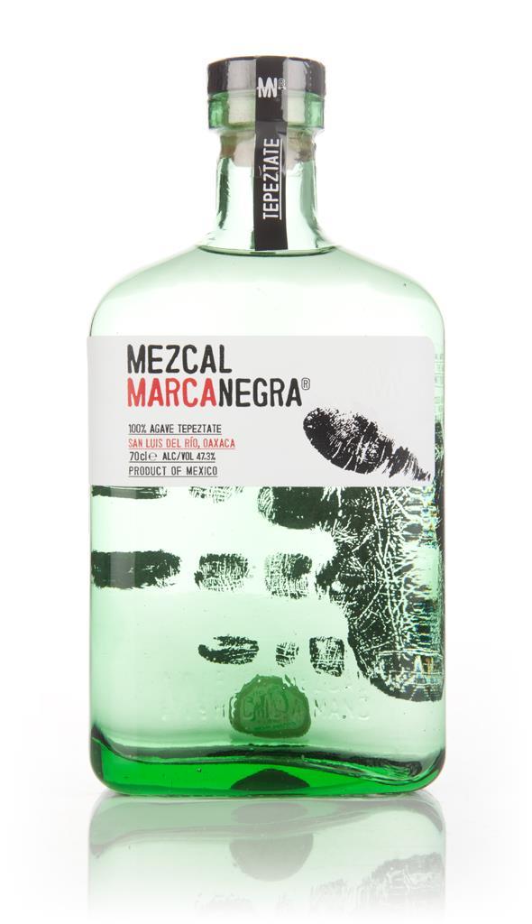 Marca Negra Tepeztate Mezcal (47.3%) 3cl Sample Blanco Mezcal