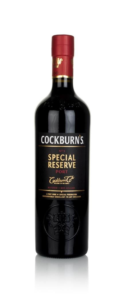 Cockburn's Special Reserve Ruby Port