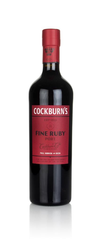 Cockburns Fine Ruby Ruby Port