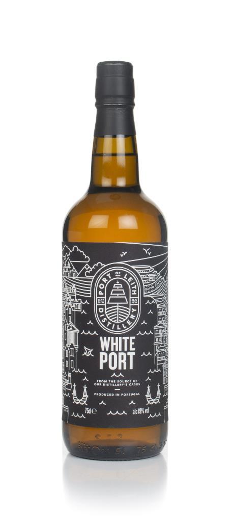 Port of Leith & Martha's White White Port