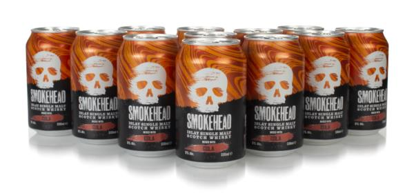 Smokehead with Cola (12 x 330ml) Ready to Drink