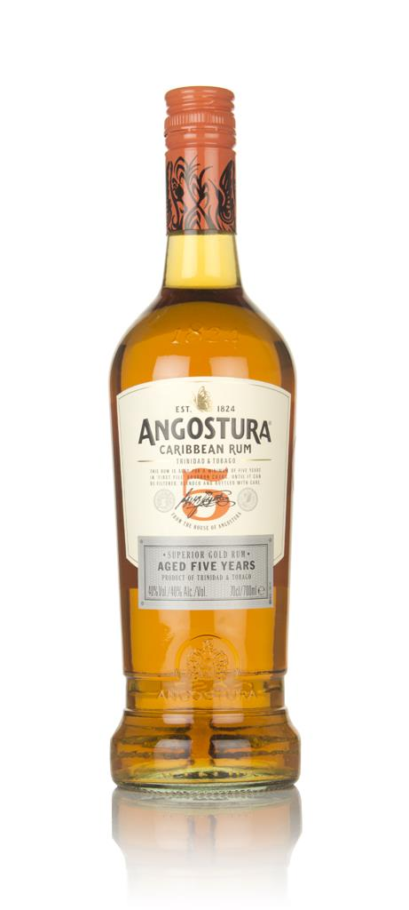 Angostura 5 Year Old Dark Rum