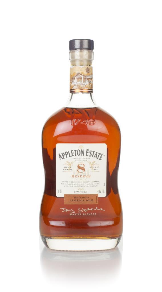 Appleton Estate 8 Year Old Reserve Dark Rum