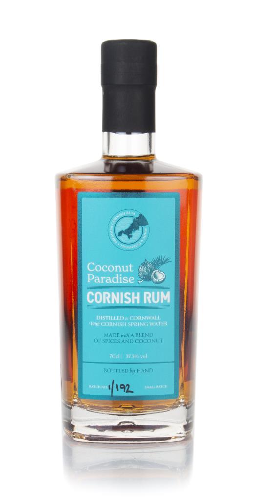 Cornish Rock Coconut Paradise Cornish Flavoured Rum
