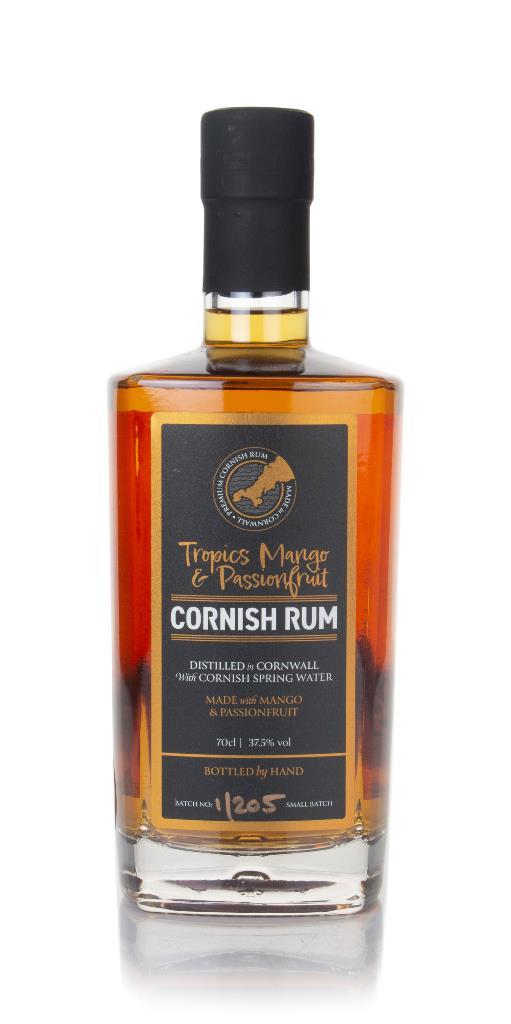 Cornish Rock Tropics Mango & Passion Fruit Flavoured Rum