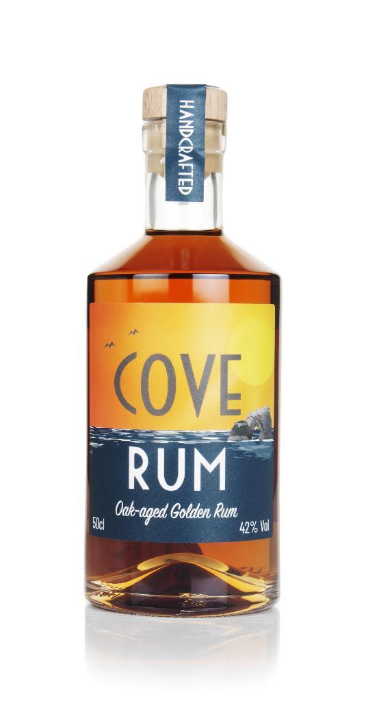 Cove Oak-Aged Golden Spiced Rum