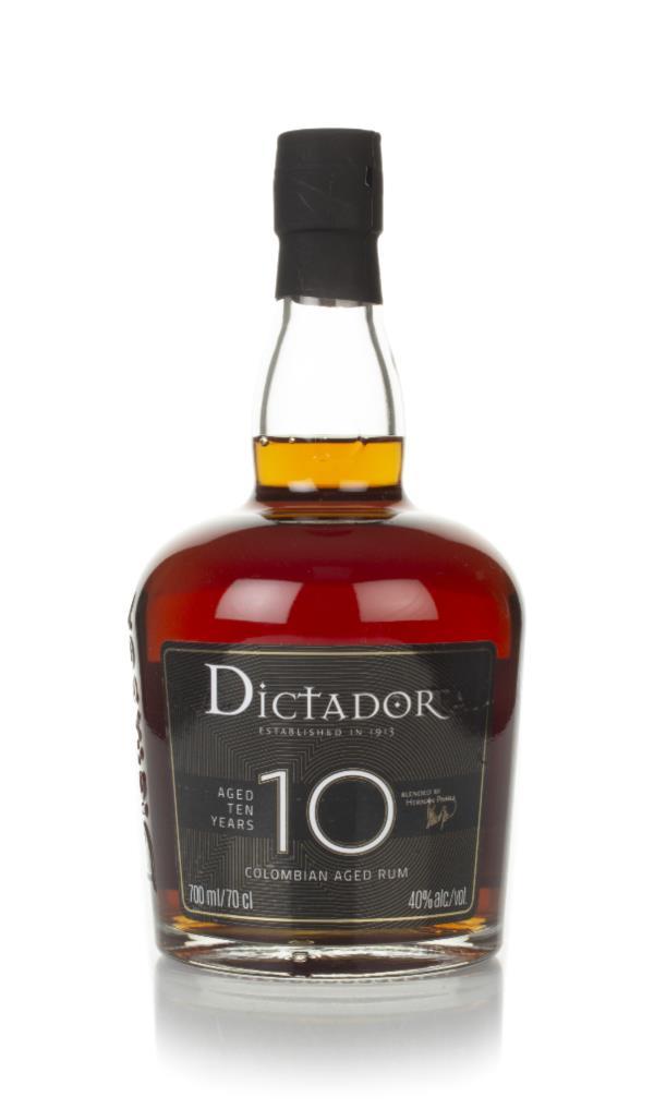 Dictador 10 Year Old Dark Rum