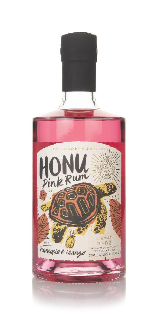 Honu Pineapple & Mango Pink Flavoured Rum