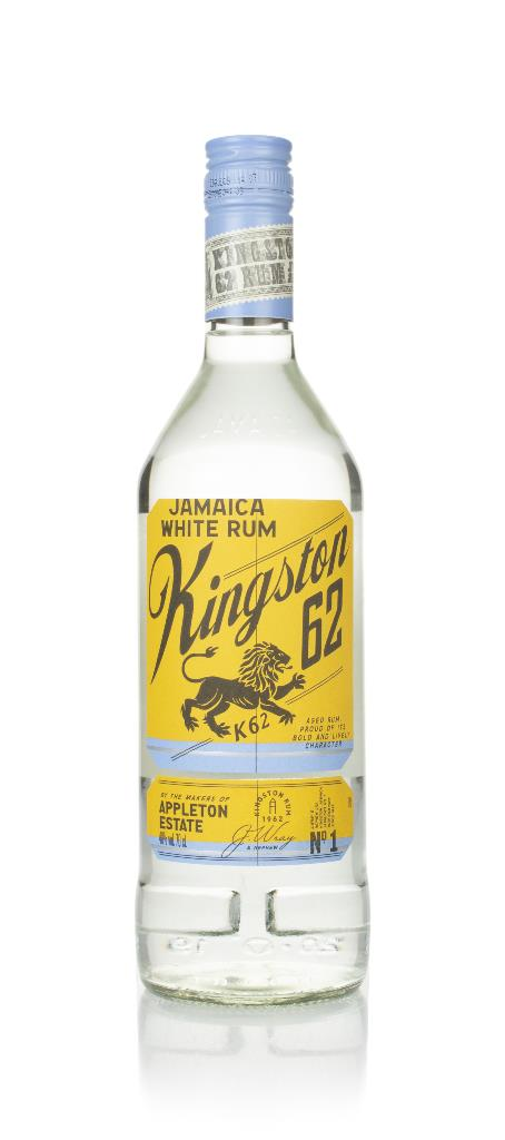 Kingston 62 White White Rum