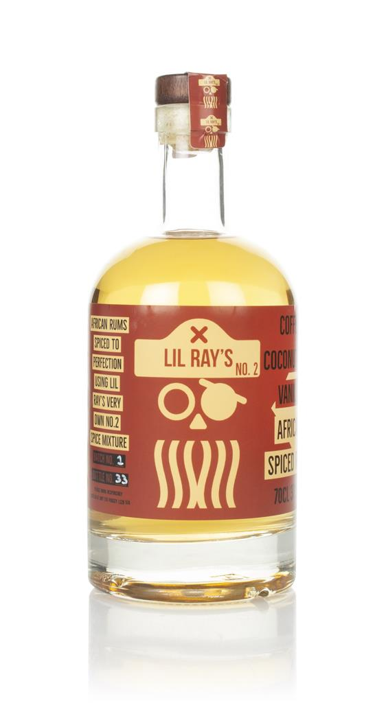 Lil Ray's No.2 Coffee, Coconut and Vanilla Flavoured Rum