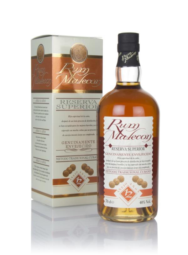 Malecon 12 Year Old Reserva Superior Dark Rum