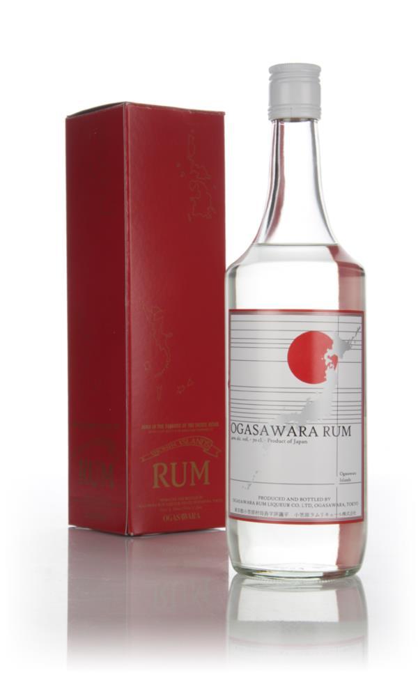 Ogasawara Rum 3cl Sample White Rum