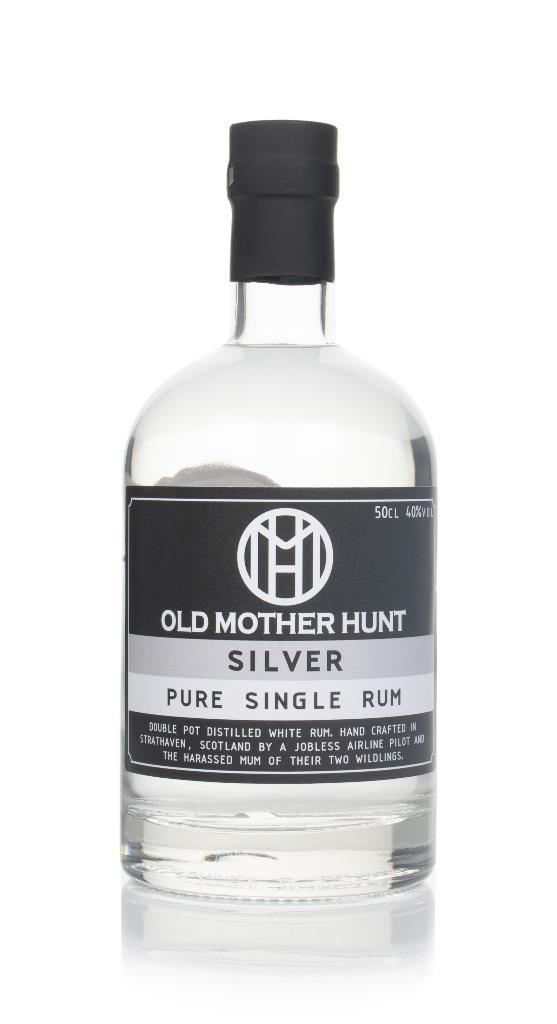 Old Mother Hunt Silver White Rum