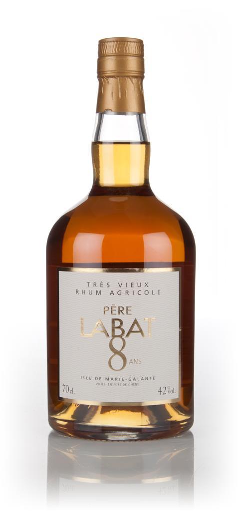 Rhum de Pere Labat 8 Year Old Tres Vieux 3cl Sample Rhum Agricole Rum