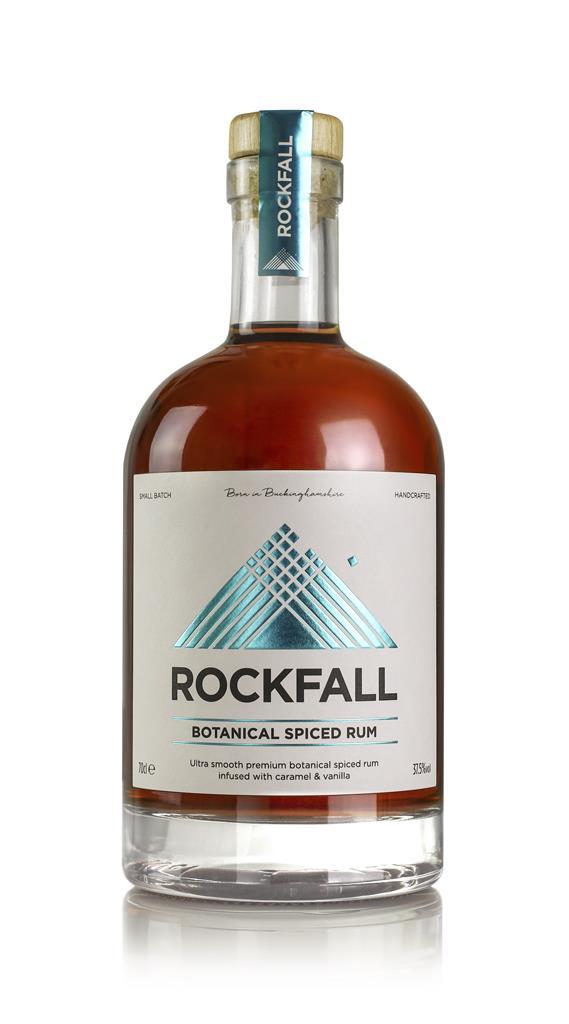 Rockfall Botanical Spiced Spiced Rum