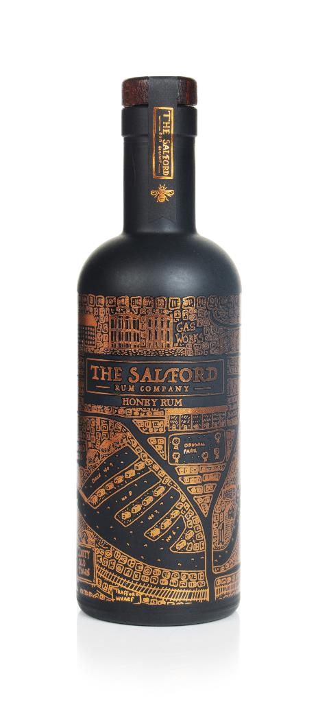 The Salford Honey Flavoured Rum