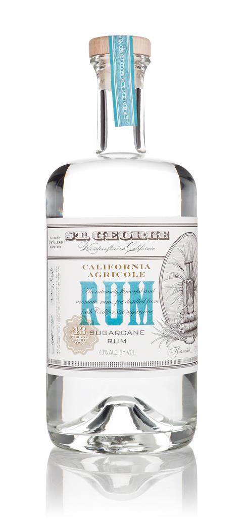 St. George California Agricole Rum (Harvested 2014) 3cl Sample Rhum Agricole Rum