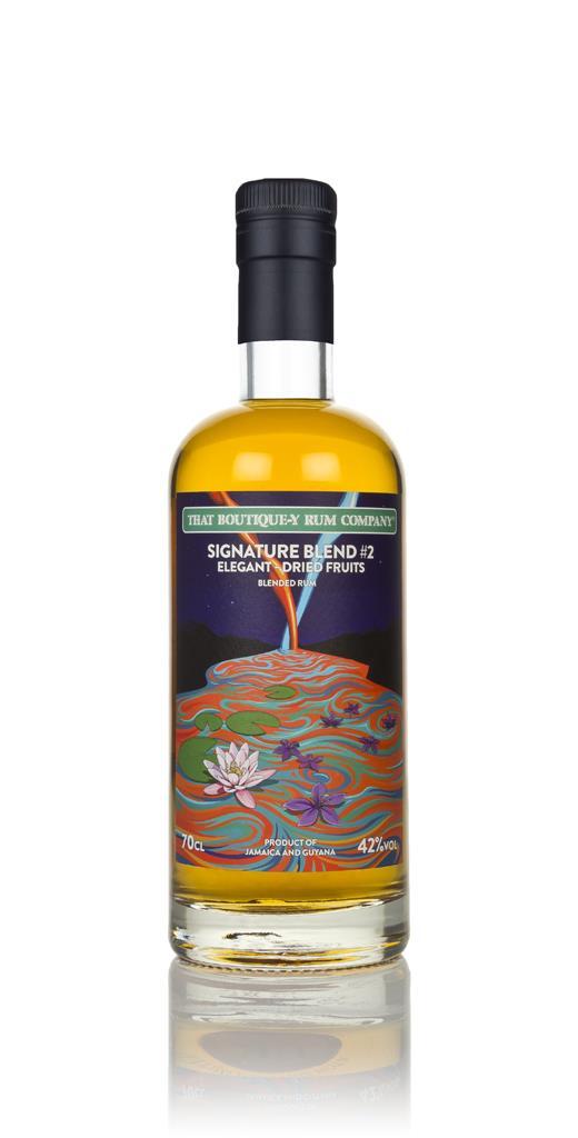 Signature Blend #2 (That Boutique-y Rum Company) Dark Rum