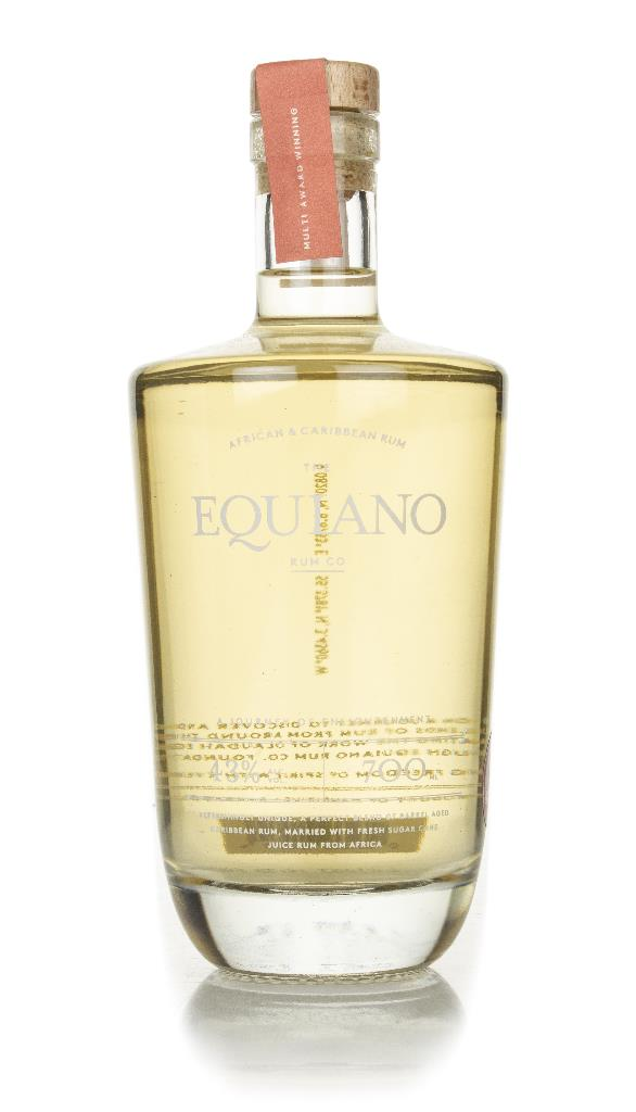 Equiano Light Dark Rum