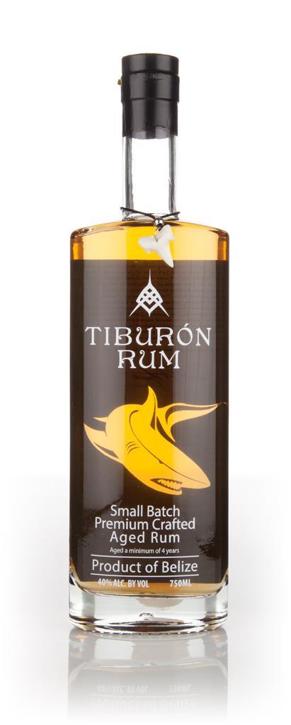 Tiburon Rum 3cl Sample Dark Rum