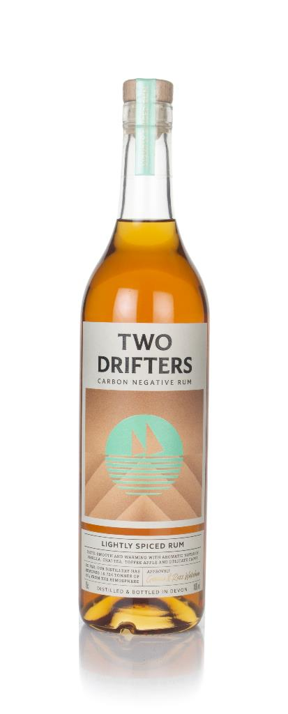 Two Drifters Lightly Spiced Spiced Rum