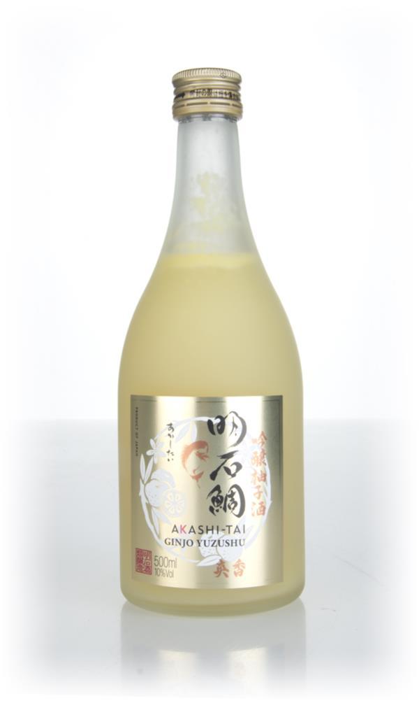 Akashi-Tai Ginjo Yuzushu Sake