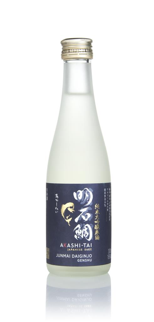 Akashi-Tai Junmai Daiginjo Genshu (30cl) Daiginjo Sake