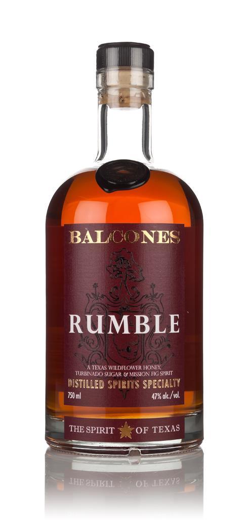 Balcones Rumble Spirit