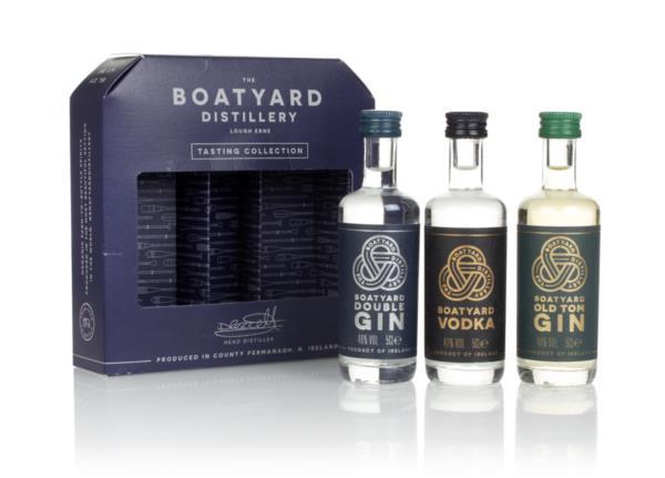 Boatyard Tasting Collection (3 x 50ml) Spirit