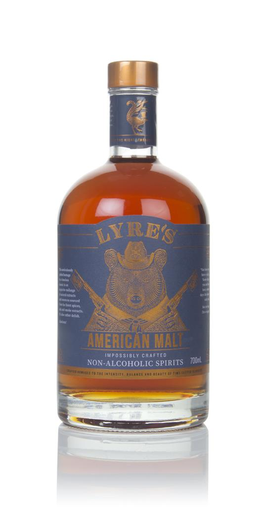 Lyre's Non-Alcoholic American Malt Spirit