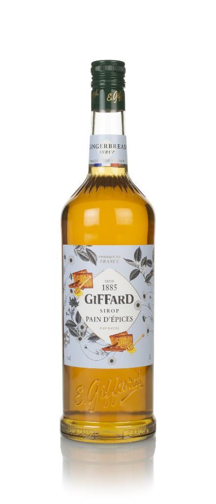 Giffard Gingerbread Syrup Syrups and Cordials