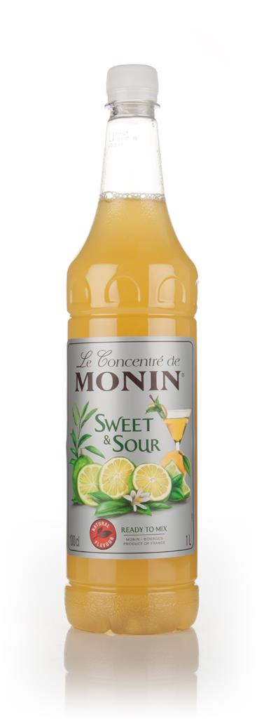 Monin Sweet And Sour Concentrate 1l Syrups and Cordials