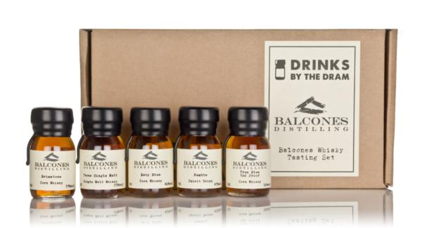 Balcones Whisky Tasting Set Whisky Tasting set