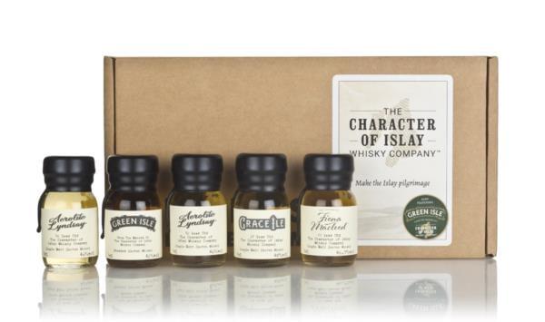 The Character of Islay Whisky Company Tasting Set Whisky Tasting set