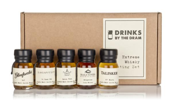 Extreme Whisky Tasting Set Single Malt