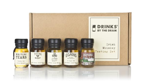 Irish Whiskey Tasting Set Single Malt