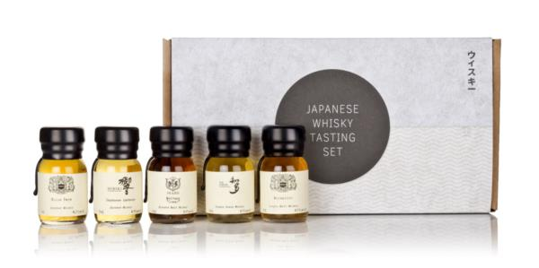 Japanese Whisky Tasting Set Single Malt