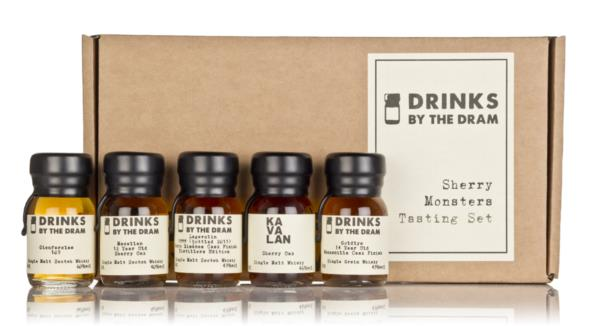 Lightly Peated Whisky Tasting Set Single Malt