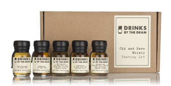 Old and Rare Whisky Tasting Set Single Malt