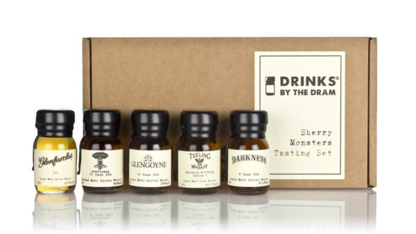 Sherry Monsters Whisky Tasting Set Single Malt