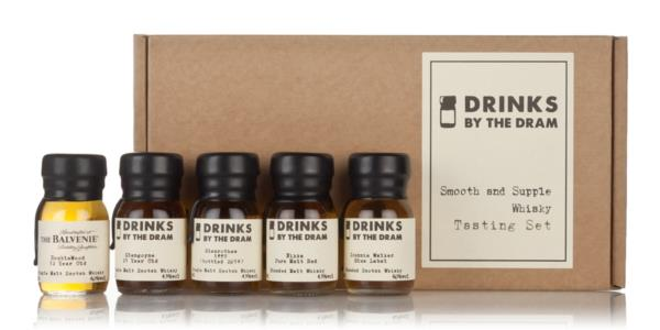 Smooth and Supple Whisky Tasting Set Single Malt