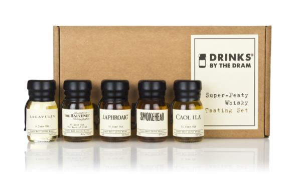 Super-Peaty Whisky Tasting Set Single Malt Tasting set