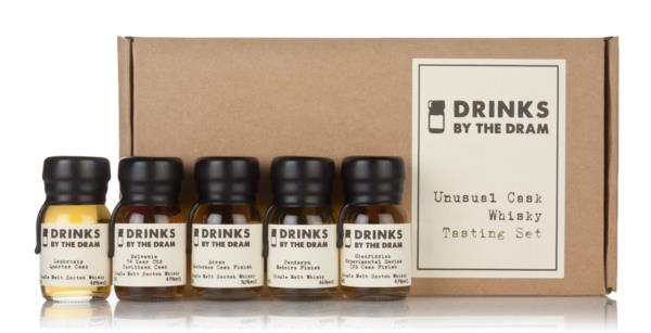 Unusual Cask Whisky Tasting Set Single Malt