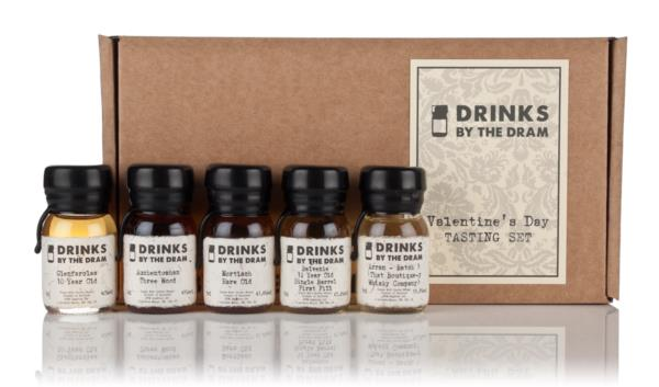 Valentine's Day Tasting Set Single Malt Tasting set